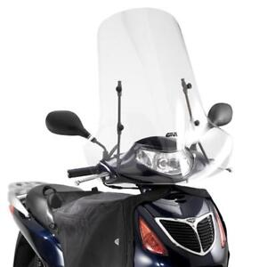 Set Erweiterung Windschutzscheibe GIVI A186A Honda Sh 125-150