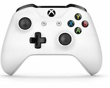 Xbox One Wireless Controller - White (Microsoft Xbox) - FREE SHIPPING