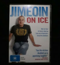 Jimeoin On Ice - Live (DVD, 2010) All Regions