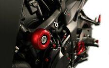 Valtermoto Crash Pads Street Triumph Speed Triple/R 05-10 Aluminum Pad