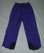 COLUMBIA Nylon Snowboard Ski Snow Pants - Purple -  Youth Kids Size XXL 18/20