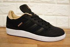 sports shoes 7f8ea f7f59 Adidas Busenitz para hombre Talla 6 Negro Cuero Blanco Skate Street  entrenadores BNWB Nuevo