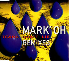 MARK 'OH - Tears don't lie REMIXES 3TR CDM 1995 HAPPY HARDCORE