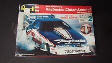 REVELL 1/24 Scale Nick Boninfante's Raybestos Clutch Special Olds Funny Car Kit
