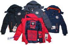 Geographical Norway Kinder Winterjacke Venise warme Kinderjacke Jungen 8 -- 10 J