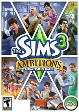 THE SIMS 3: AMBITIONS EXPANSION PACK - Origin chiave key - ITALIANO - ROW