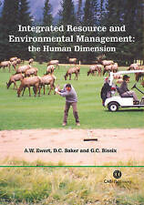 Integrated Resource and Environmental Management: The Human Dimension (Cabi Publ