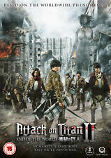 Attack on Titan: The Movie - Part 2: End of the World (DVD)