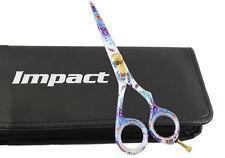New Professional 5.5-Inch Hairdressing Hair Cutting Scissor Set SkyBlue Scissor