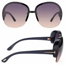 Tom Ford Oval 100% UVA & UVB Protection Sunglasses for Women