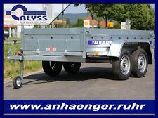 PKW Anhänger Blyss 243x121x39cm Anhänger Tandem 750kg GG