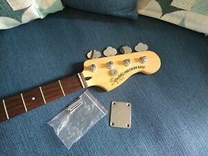 Squier Bass Neck - Vintage modified Precision Bass