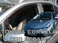 TOYOTA COROLLA  2018 -  SALOON / SEDAN 4.doors Wind deflectors  4.pc  HEKO 29659