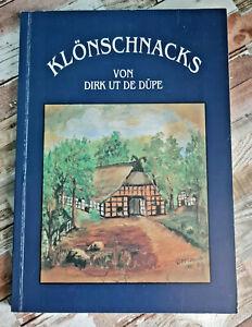 Klönschnacks von Dirk ut de Düpe von Dieter Hormann Raddestorf Plattdeutsch