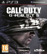 Jeu Ps3 Call of Duty Ghosts manque notice ACTIVISION occasion