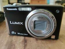Panasonic Lumix DMC-FH27 8X16 Mega O.I.S.28mm Wide Digital Camera ex used condit