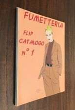 Fumetteria / Papiro # 1/3 Flip-Catalogo - COMPLETA - 1999