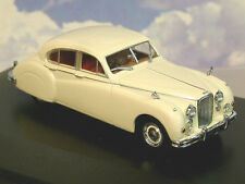 EXCELLENT OXFORD DIECAST 1/43 1950 JAGUAR MKVII M MK7 IN IVORY /CREAM JAGVII006