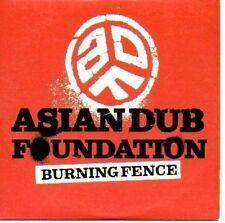 (83A) Asian Dub Foundation, Burning Fence - DJ CD