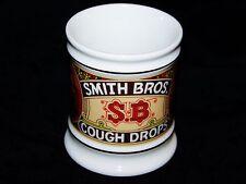 Franklin Mint 1985 Corner Store Mug Vintage Ad for Smith Bro's Cough Drops