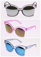 Oversize Big Fashion Plain Color Sunglasses Shades Wholesale Dozen Popular 421