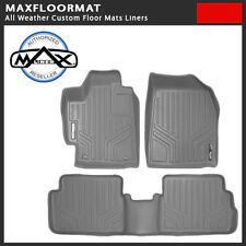 2007-2011 Toyota Tundra  MAXFloormat All Weather Custom Floor Mat Liner Grey