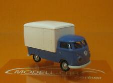 Brekina 32451 VW T1b Kofferaufbau blau/weiss 1:87