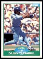 1989 Score Danny Tartabull #105