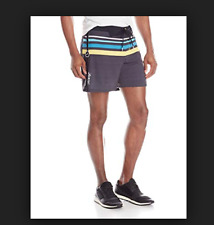 "Zoot - Men's Run 101 6"" Short - Seaside/Black - Extra Large"