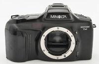 Minolta Maxxum 7xi Body Gehäuse SLR Kamera Spiegelreflexkamera