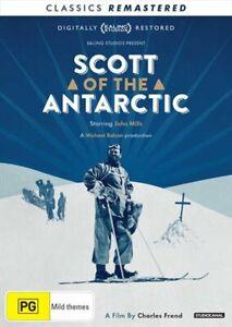 Scott Of The Antarctic DVD