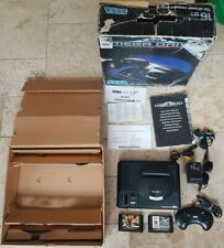 SEGA MEGADRIVE MK1 CONSOLE BOXED AND COMPLETE FULLY WORKING + 2 Games