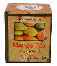 Everyday Mango Fruit Tea Indian Flavoured Pure Assam Black Tea- 100 gm