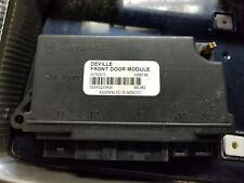 00-05 CADILLAC DEVILLE PASSENGER SIDE FRONT MULTIFUNCTION DOOR MODULE