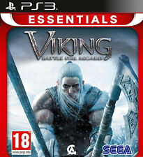 Viking: Battle For Asgard (ps3) Nuevo Sellado Essentials Gama