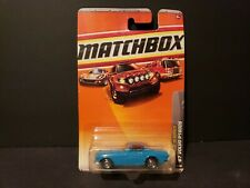 MATCHBOX 1967 VOLVO P1800 S