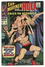 Tales to Astonish 94 August 1967