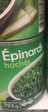 Lot Revendeur Destockage De 12 Boites Épinards Haches