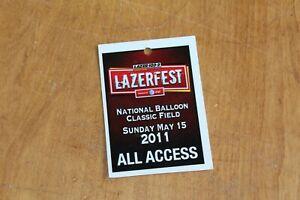 Avenged Sevenfold Black Label Society Three Days Grace  Backstage Pass