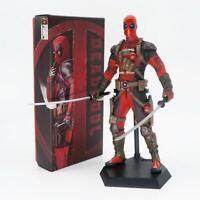 "Deadpool Wade Wilson 1:6 Scale Crazy Toys 12"" Action Figure Statue Empire 30"
