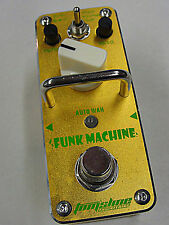 Tom's Line Engineering AFK-3 FUNK MACHINE Auto Wha Guitar Effects Pedal