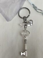 "PERSONALISED NEPHEW 21st Birthday Gift - Keyring ""key to the door' traditional"