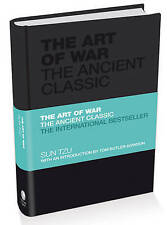 The Art of War - The Ancient Classic by Sun Tzu Hardcover Book Leadership Plan