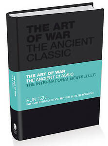 BRAND NEW The Art of War by Sun Tzu *No GST* (Hardcover, 2020) FREE POSTAGE