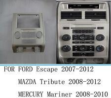 For Ford Escape 07-12/MAZDA Tribute 2008-2012 Car Stereo Radio Fascia Frame