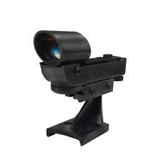 Top Rouge Dot Reflex Viseur Finder Scope pour Astronomical Télescope 2 trous Fix