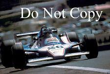 Jacques Laffite Ligier JS11 español GP 1979 fotografía