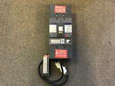 GENERAL ELECTRIC BREAKER 150 AMP 600V 3P SGHB36BC0150 SRPG150B80 SDCTBA11