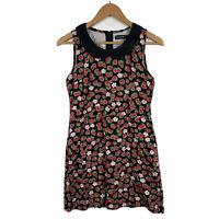Dangerfield Womens Dress Size 10 Strawberry Pattern Gorgeous Design