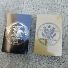 1879-1976 Budweiser100 Years 1776-1976 United Staes of America Playing Cards